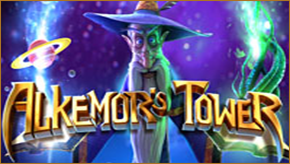 Alkemors Tower Goldclub Slot