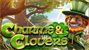 Charms And Clovers Goldclubslot