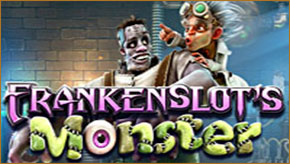 Frankenslots Monster Goldclubslot