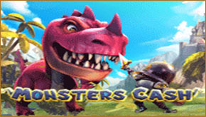 Monsters Cash Goldclub Slot